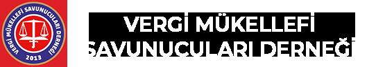 Vergi Mükellefi Savuncuları Derneği Logo
